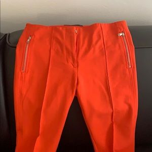 Orange Zara Trousers
